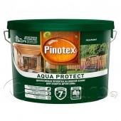 Pinotex Aqua Protect (Пинотекс Аква Протект) пропитка на водной основе