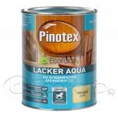 Pinotex Lacker Aqua (Пинотекс) лак на водной основе глянцевый
