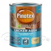 Pinotex Lacker Aqua (Пинотекс) лак на водной основе матовый
