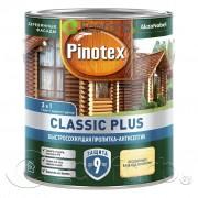 Pinotex Classic Plus (Пинотекс Классик Плюс) пропитка-антисептик 3 в 1 2,5 л
