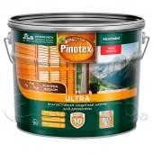 Пинотекс Ультра (Pinotex Ultra) 9,0 л декоративная пропитка для дерева.