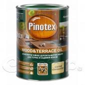 Пинотекс масло для террас (Pinotex Wood Terrace Oil) – террасное масло с добавлением воска
