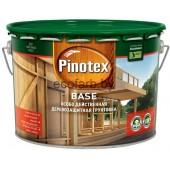 Pinotex Base (Пинотекс База) 9,0 л - бесцветная деревозащитная грунтовка.