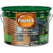 Пинотекс Классик (Pinotex Classic)  - защитно-декоративная пропитка для древесины 9л