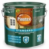 Пинотекс стандарт (Pinotex Standard) 2,7 л универсальная декоративная пропитка для защиты древесины