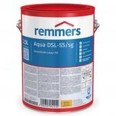Remmers (Реммерс) Aqua DSL-55-Dickschichtlasur PU - акриловая лазурь