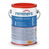 Remmers (Реммерс) Aqua MSL-45/sm-Mittelschichtlasur UV+ - декоративная водная лазурь