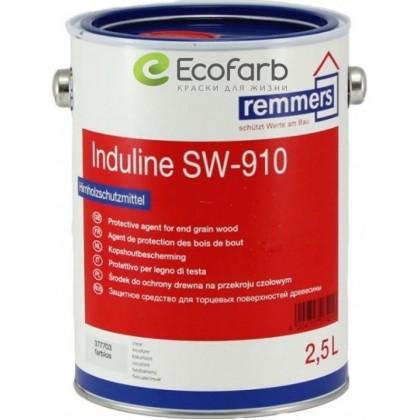 Remmers (Реммерс) Induline SW-910 - защита торцевых поверхностей древесины на водной основе.