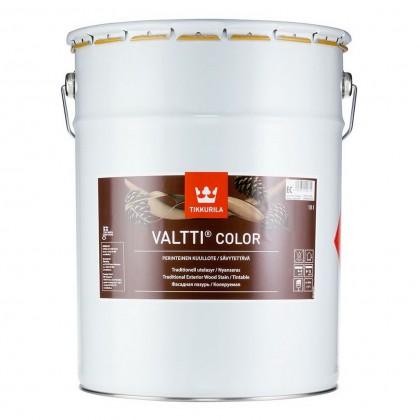 Tikkurila Valtti Color 18.0 л - фасадная лазурь