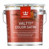Tikkurila Valtti Color Satin (Тиккурила Валтти Колор Сатин) 2.7 л - лессирующий антисептик