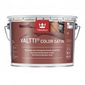 Tikkurila Valtti Color Satin (Тиккурила Валтти Колор Сатин) 9.0 л - лессирующий антисептик