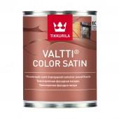 Tikkurila Valtti Color Satin (Тиккурила Валтти Колор Сатин) 0.9 л - лессирующий антисептик