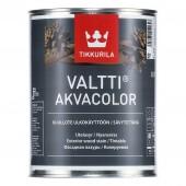 Tikkurila Valtti Akvacolor (Тиккурила Валтти Акваколор) 0.9 л - колеруемая фасадная лазурь
