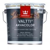 Tikkurila Valtti Akvacolor (Тиккурила Валтти Акваколор) 2.7 л - колеруемая фасадная лазурь