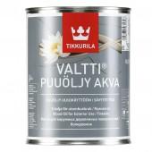 Tikkurila Valtti Akva (Тиккурила Валтти Аква) 0.9 л - масло для дерева