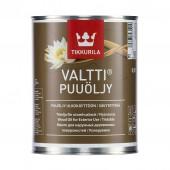 Tikkurila Valtti (Тиккурила Валтти) 0.9 л  - масло для дерева