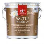 Tikkurila Valtti (Тиккурила Валтти) 2.7 л  - масло для дерева