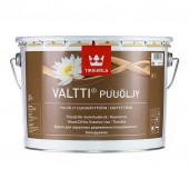 Tikkurila Valtti (Тиккурила Валтти) 9.0 л  - масло для дерева