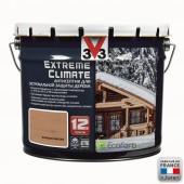 V33 (В33) Extreme Climate 9,0 л Французский беж антисептик для защиты дерева в экстремальных погодных условиях