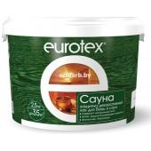 EUROTEX-САУНА (Евротекс Сауна) – пропитка для бань и саун