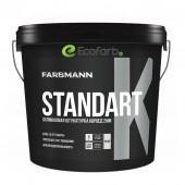 "Farbmann Standart K - силиконовая структурная штукатурка ""короед"""