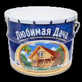 Пропитка для дерева «ЛЮБИМАЯ ДАЧА» - защитно-декоративное покрытие для древесины